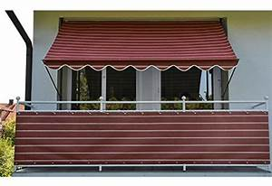 Klemmmarkisen Für Balkon : klemmmarkise 400 cm markise ~ Eleganceandgraceweddings.com Haus und Dekorationen