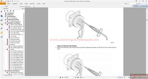 Mbe Engine Manual Wiring Diagram Images