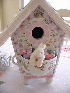 Mon Cabanon Creatif : the easter bunny is here and it looks like he 39 s robbing ~ Zukunftsfamilie.com Idées de Décoration