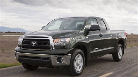 2011 Toyota Tundra Limited Double Cab, An Aw Drivers Log