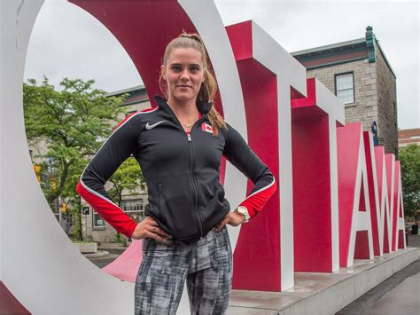 newman canadian pole vaulter  aiming higher
