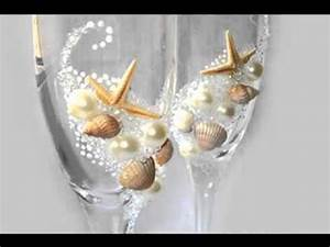 Easy seashell craft ideas - YouTube