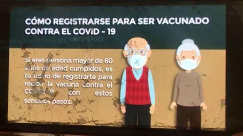 Enter the page mivacuna.salud.gob.mx register with the unique population registry code (curp). https://mivacuna.salud.gob.mx no te dejes engañar por goberladrones - YouTube