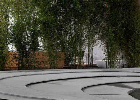 zestful zen gardens stonescape  kengo kuma