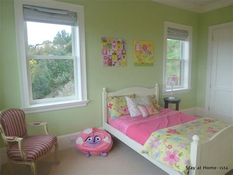 Stay At Homeista Little Girl's Butterfly Bedroom