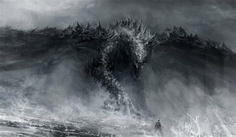 black  white dragon drawings wallpapers hd desktop