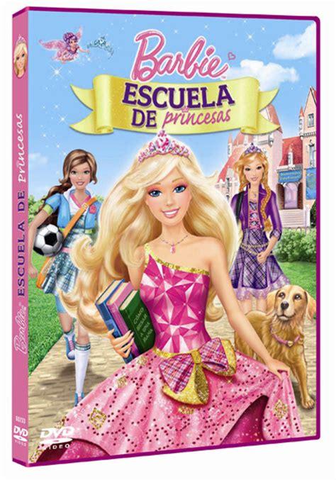 Barbie: Escuela de princesas en Fnac es Comprar cine y