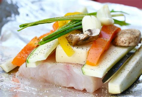 foil grouper grilled recipes snapper grilling florida packet seafood recipe