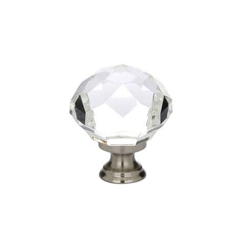 diamond wardrobe knob crystal porcelain cabinet