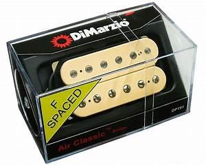 Dimarzio Dp191 Air Classic Humbucker Guitar Bridge Pickup