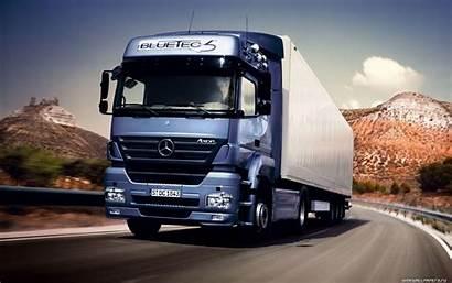 Mercedes Truck Wallpapers Trucks Cvl Oils Commercial