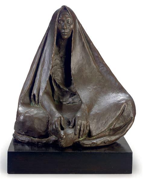 Francisco Zúñiga (mexican 19121998)  Mujer Sentada Con