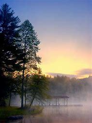 Lake Dense Dupont State Forest