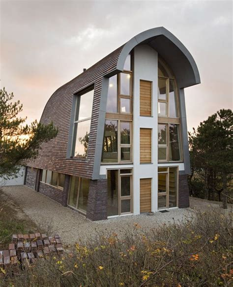 Haus In Den Dünen by Haus In Den D 252 Nen Min2 Bouw Kunst Dertypvonnebenan