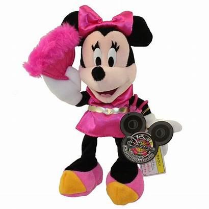 Disney Minnie Mouse Mickey Plush Bean Club