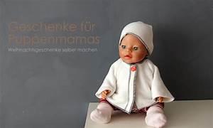 Kleine Geschenke Selber Machen : geschenke selber machen 4 puppensachen puppenmamas ~ Lizthompson.info Haus und Dekorationen