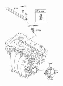 351002e400 - Hyundai Body Assembly