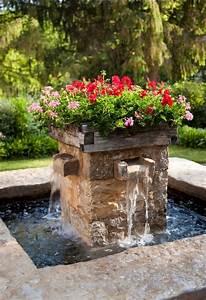 Beautiful, Garden, Fountains, Ideas, Beautiful, Garden, Fountains, Ideas, Design, Ideas, And, Photos