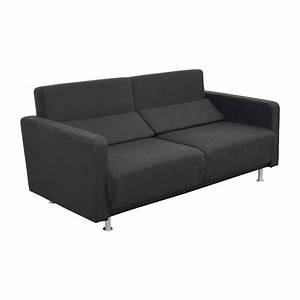 67 off boconcept boconcept melo black sofa bed sofas With boconcept sofa bed