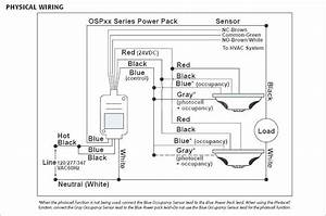 Hubbell Motion Sensor Wiring Diagram