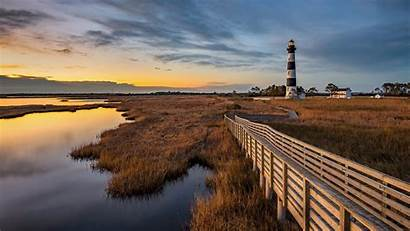 Banks Outer Wallpapers Desktop Lighthouse Bodie Island