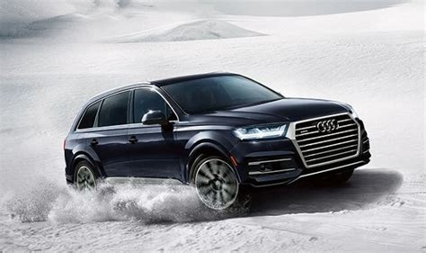2019 Audi Q7 Review  Changes, Colors, Specs  Gas Pages