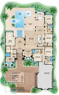 mediterranean house floor plans mediterranean house plan for living ideas for the house home layouts