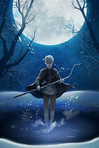 Jack Frost Rising by TsaoShin on DeviantArt