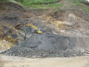 The Rock Benching by Iron Ore Mine Coal Trading Blog