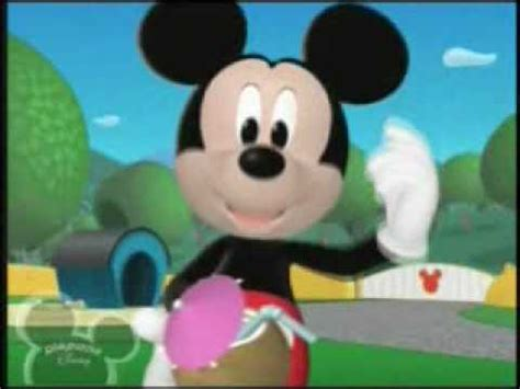 mickey mouse club house song mickey mouse clubhouse intro and ending song