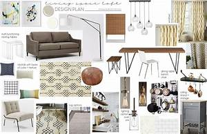 creating an interior design plan mood board jenna burger With interior designer design board