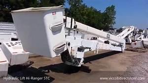Hydraulic Lift Boom Hi Ranger 5tc - 55 Ft