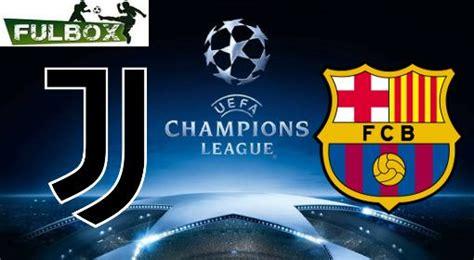 Resultado: Juventus vs Barcelona [Vídeo Resumen Goles ...