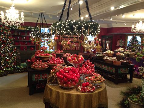 Top Christmas Shops In London
