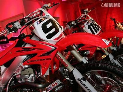 Honda Bull Racing Motocross Wallpapers 2008 Mx