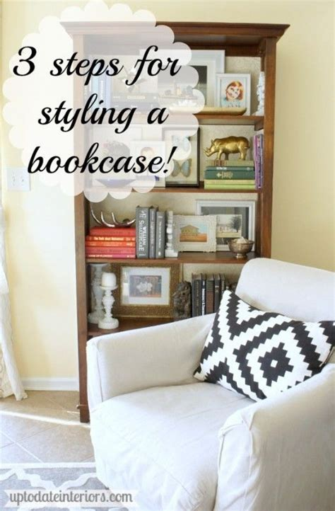 Styling Bookcases by Tips For Styling A Bookcase Big Thing Style And Chang E 3
