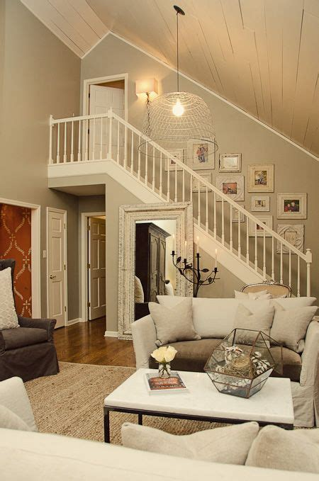 singley living room wood planks on vaulted ceilings