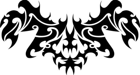 vector tribal tattoo svg  vector    vector  commercial  format