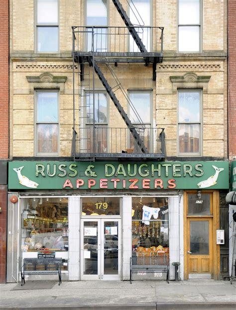 russ daughters bagels nyc lox bagel