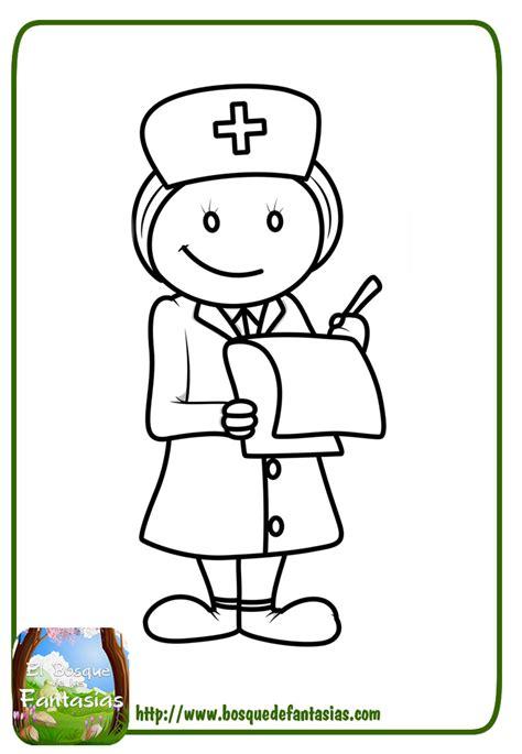 dibujos para colorear de enfermeras 99 dibujos de m 201 dicos 174 im 225 genes infantiles para