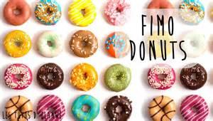 tutoriel 16 r 233 aliser un donut en fimo clay doughnut