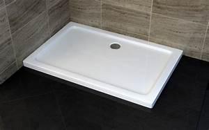 Bodengleiche Duschwanne 120 : duschtasse duschwanne rechteckig 120 x 80 cm inkl ~ Lizthompson.info Haus und Dekorationen