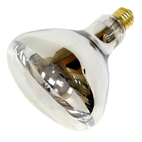 heat l bulb cool sylvania watt r ir heat l with