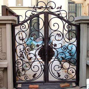 creative european wrought iron gates wrought iron gates