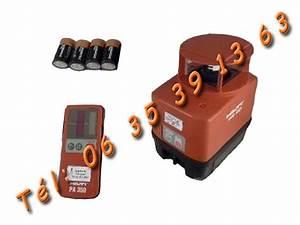 Niveau Laser Plaquiste : niveau laser rotatif ~ Premium-room.com Idées de Décoration
