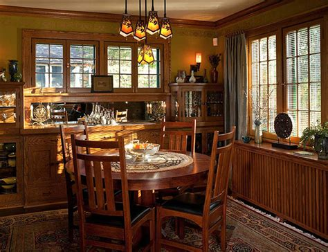 House Styles The Craftsman Bungalow  Arts & Crafts Homes