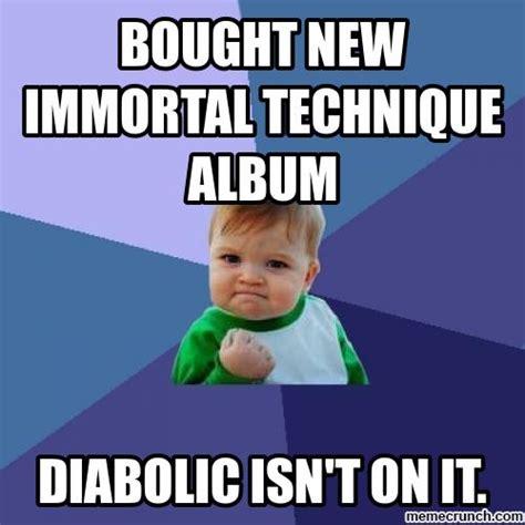 Immortal Meme - immortal technique
