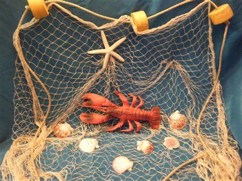decorative fishing net 20 x 8 fishing net sea shells starfish home decor