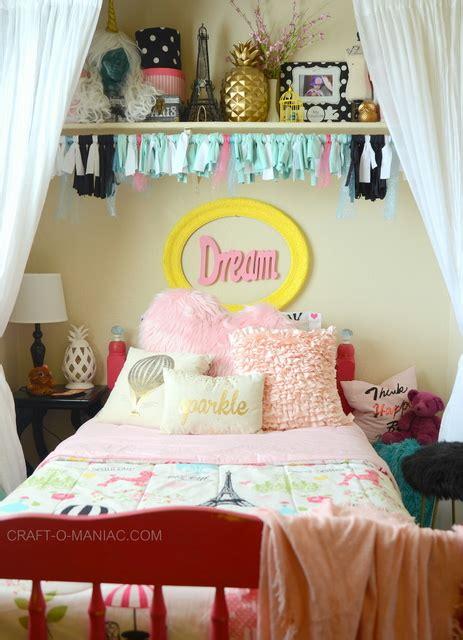 diy put  tweens bed   closet   room