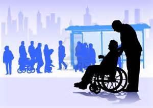 personne en fauteuil roulant 8755833 handicapes graphiques de vecteur en fauteuil roulant silhouettes de personnes m 233 diaticap